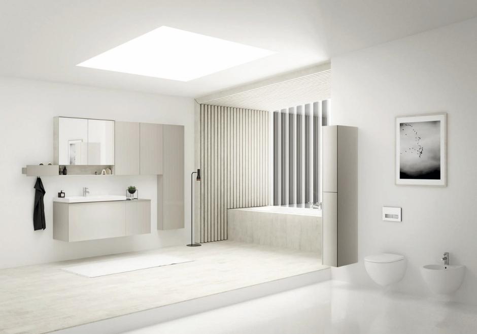 Seria łazienkowa Geberit Acanto