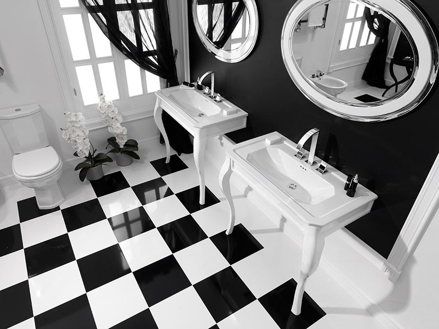 NOKEN Imagine - zlew łazienkowy na konsoli