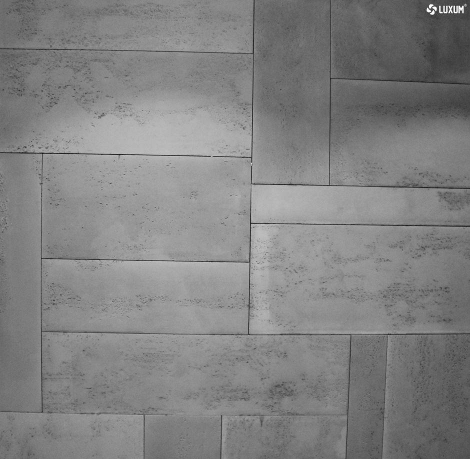 Faktury I Kolorystyka Płyt Betonowych Luxum Podłogi I