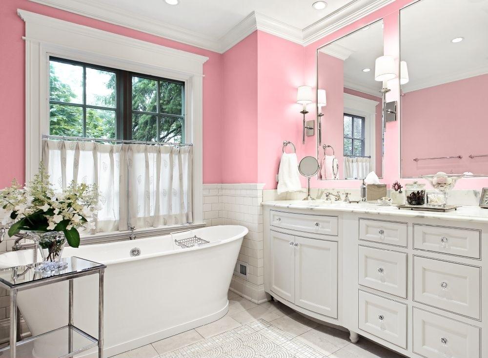 łazienka W Stylu Glamour Boksy Wszystko O łazienkach
