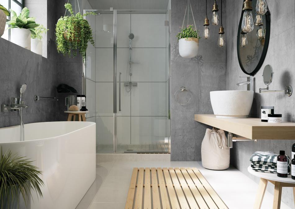 Kwiaty W łazience Meble I Akcesoria Wszystko O łazienkach