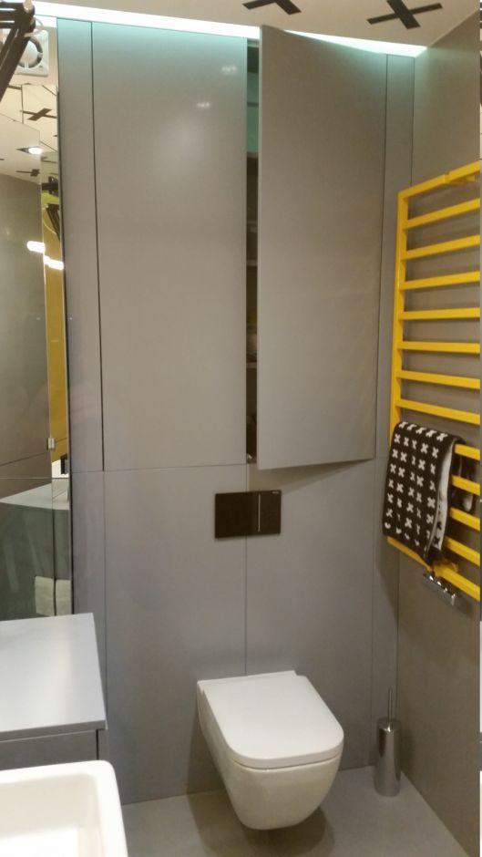 Schowki W łazience Sprytne Sposoby Na Przechowywanie