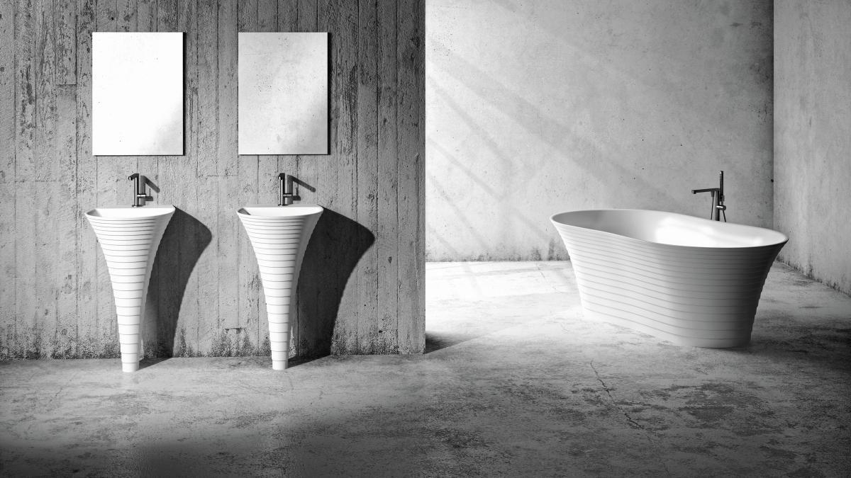 Marmorin Cascada - modna łazienka