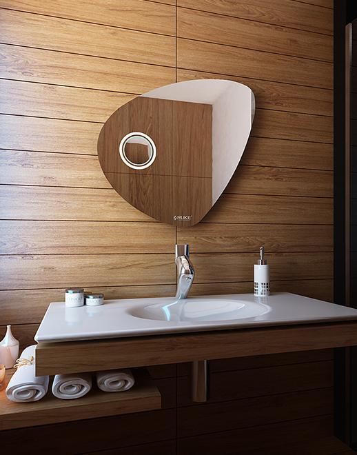 lustro z oświetleniem LED lustrodlaciebie.pl