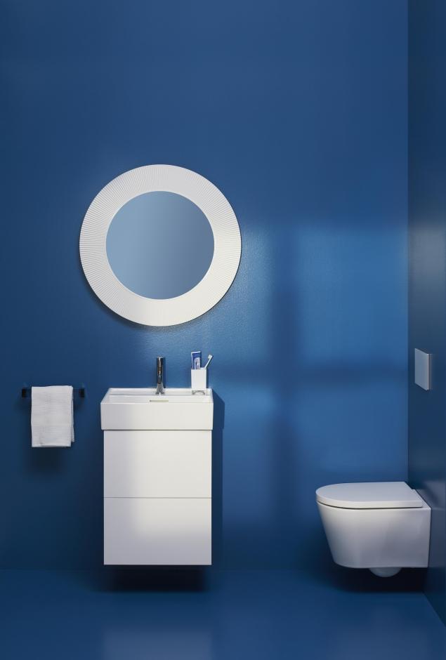 Miejska łazienka Laufen