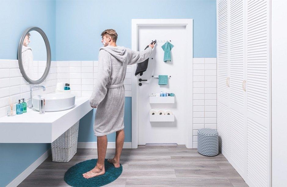 Drzwi do łazienki - funkcjonalność