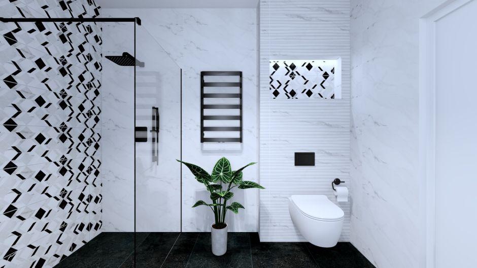 Marmur w łazience - sposoby na niebanalne wykończenie ścian