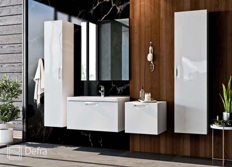 Defra - szafki łazienkowe wiszące Flou