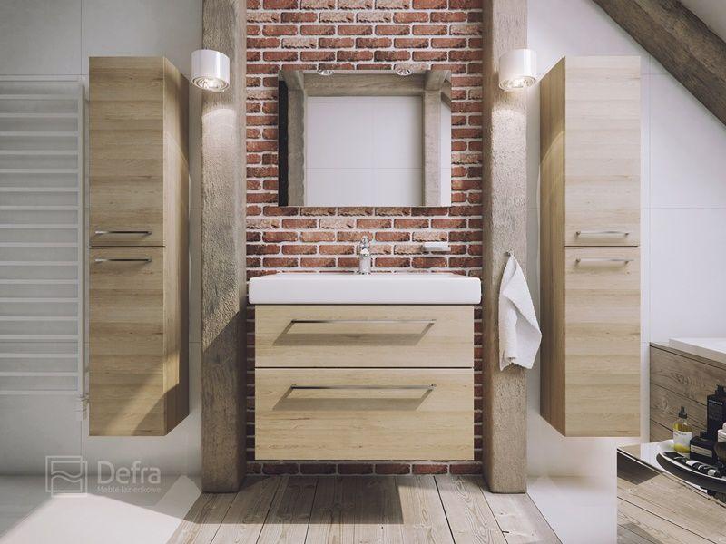 Kolekcja mebli łazienkowych LATTE