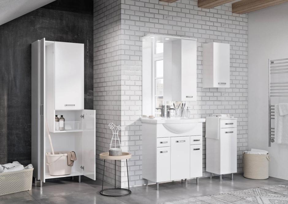 Meble łazienkowe – jak o nie dbać