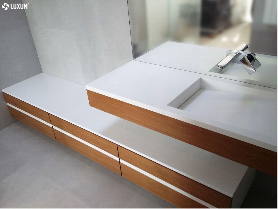 meble łazienkowe Luxum