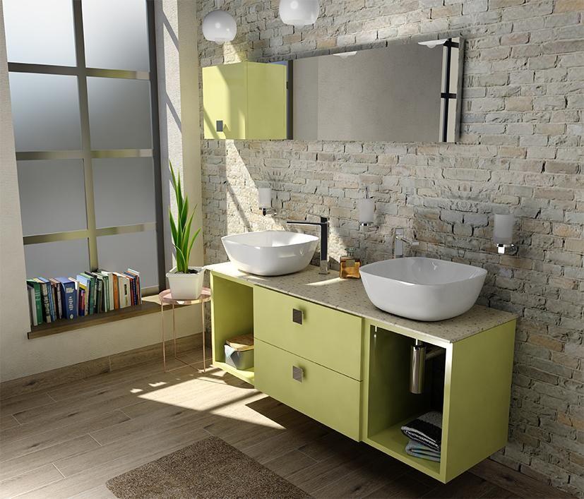 Meble łazienkowe - jakie kolory będą modne