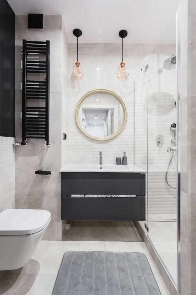 Mała łazienka - jak dopasować meble
