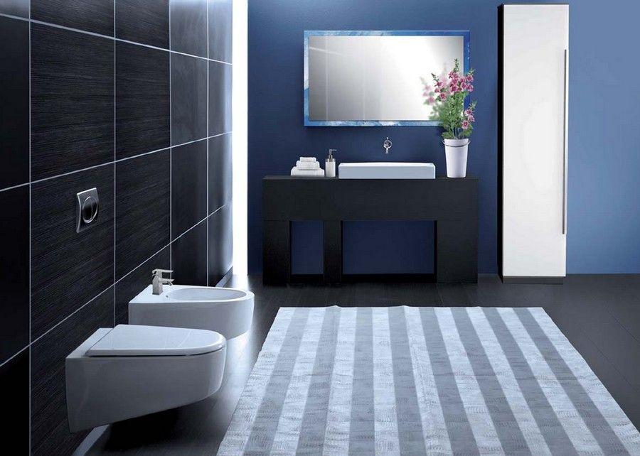 Bidet i miska wc - zestaw do nowoczesnej łazienki