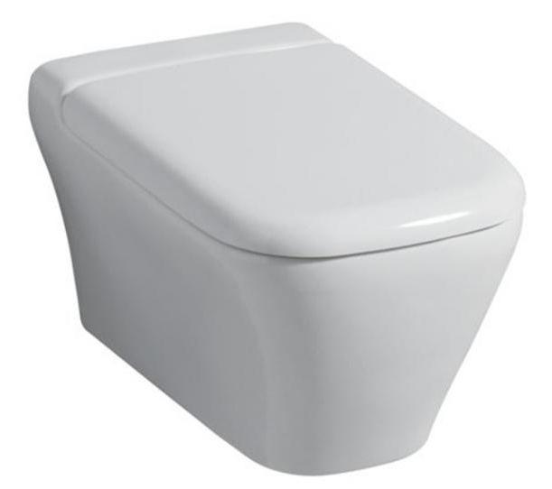 Miska toaletowa wisząca do nowoczesnej łazienki