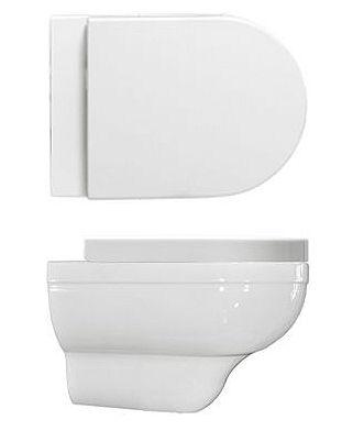 Wybieramy miskę WC - miski wiszące