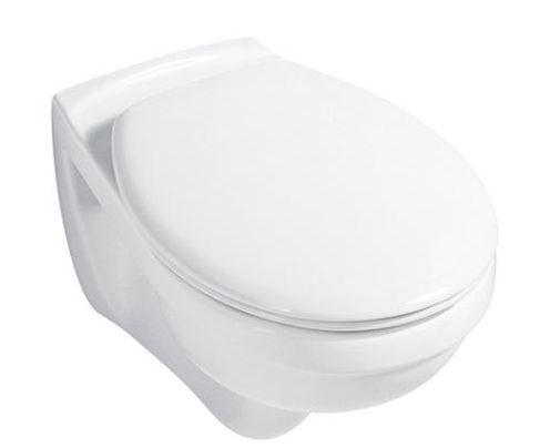 Miska WC bezrantowa