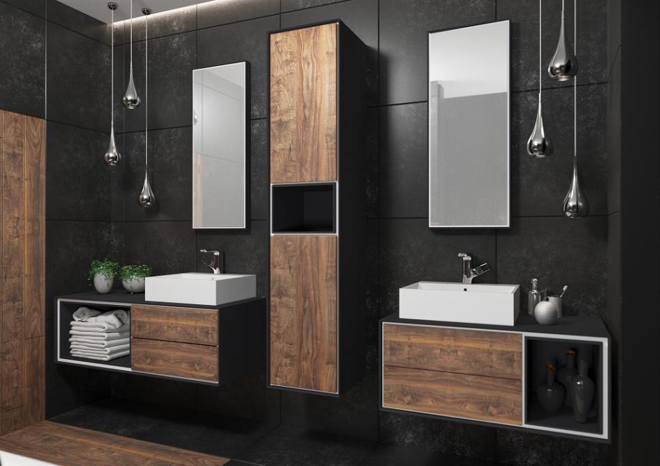Meble łazienkowe Defra Space