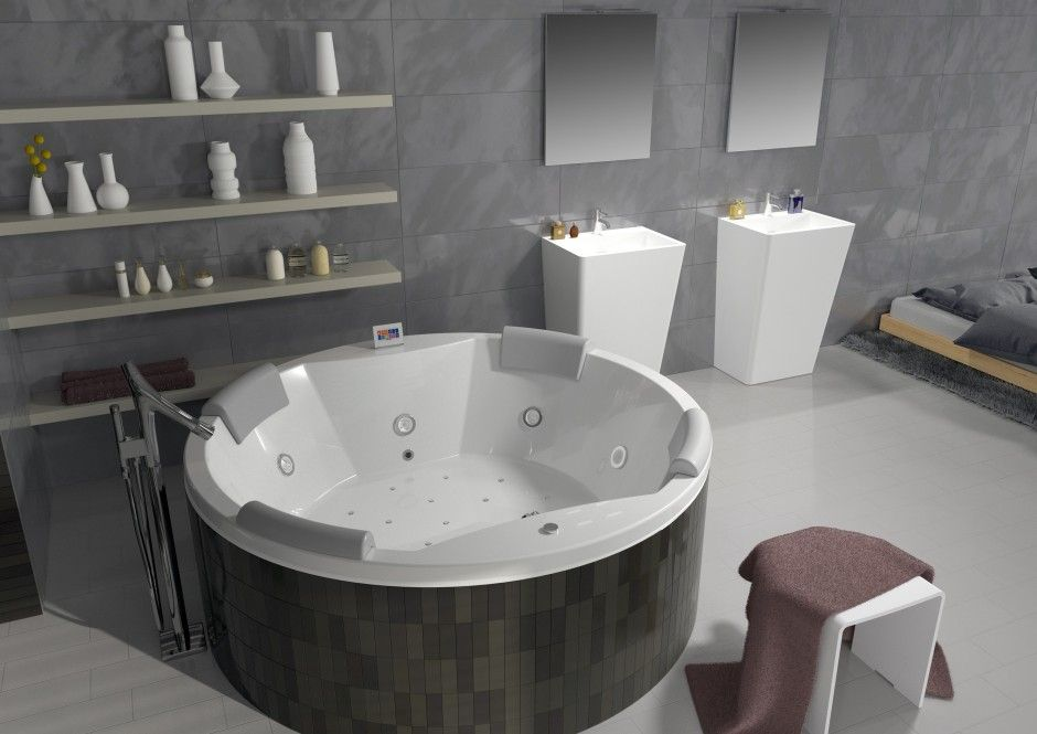 wanna RIHO - modna łazienka