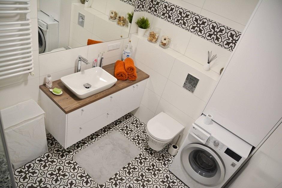 Najmodniejsze wzory płytek do łazienki