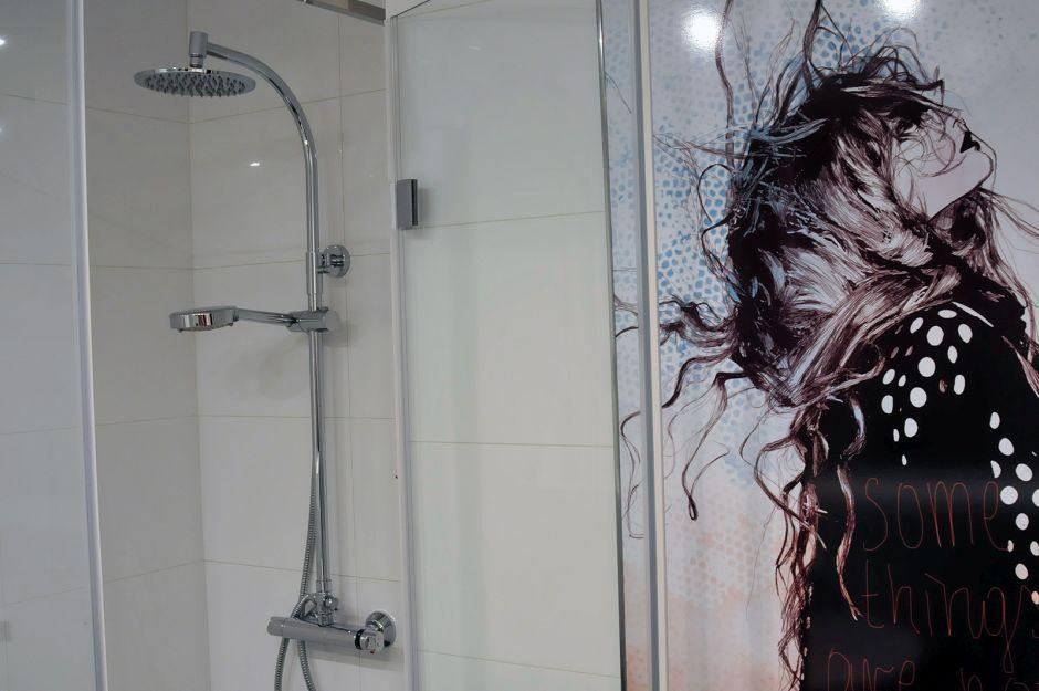 Motywy dekoracyjne w łazience - oryginalne ściany