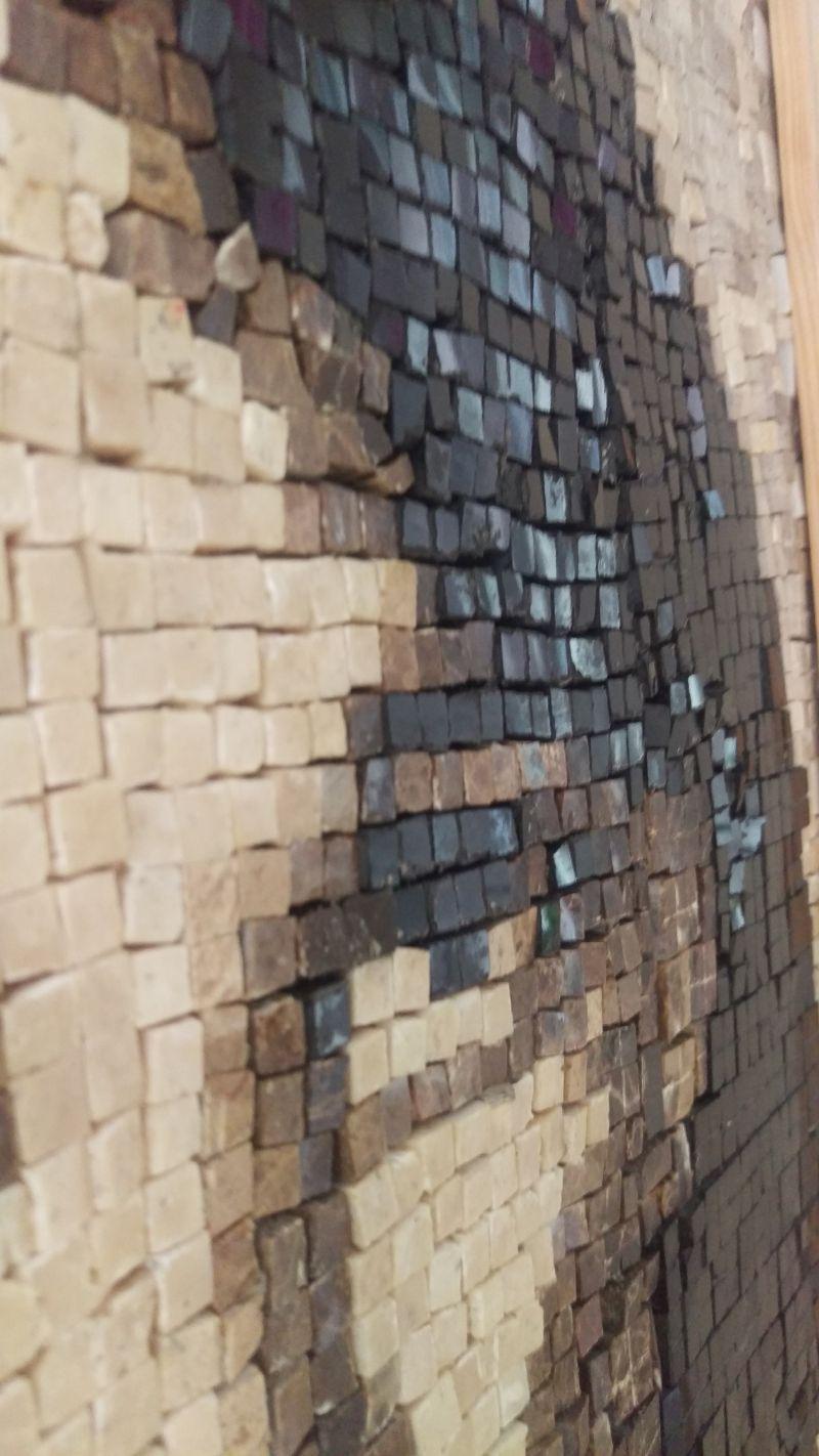 Unikalne wzory - mozaiki DUNIN Travertine i Emperador