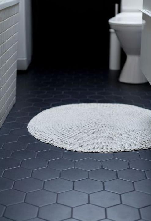 mozaiki heksagonalne p ytki ceramiczne i terakota. Black Bedroom Furniture Sets. Home Design Ideas
