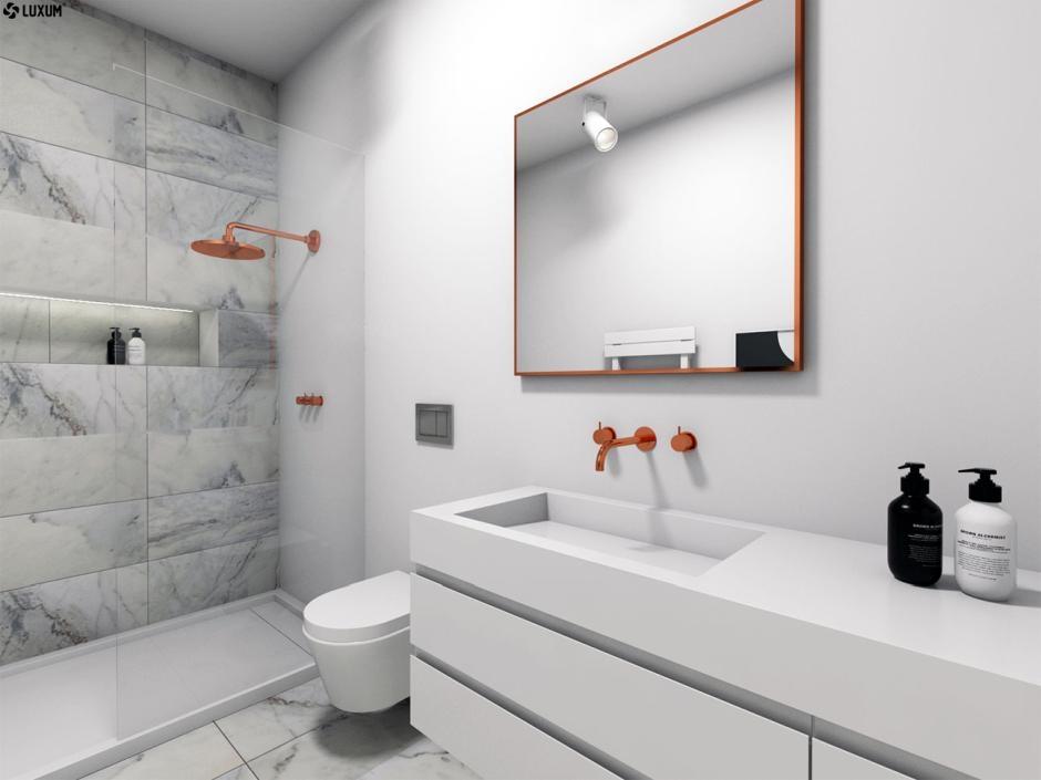 Kolor Zaokrąglenia I Technologia Poznaj łazienkowe Trendy