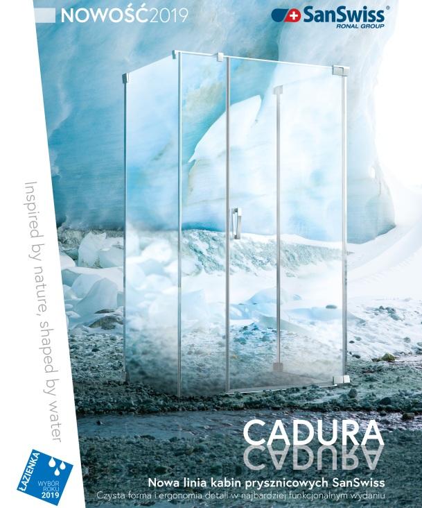 Kabina Cadura - nowość 2019