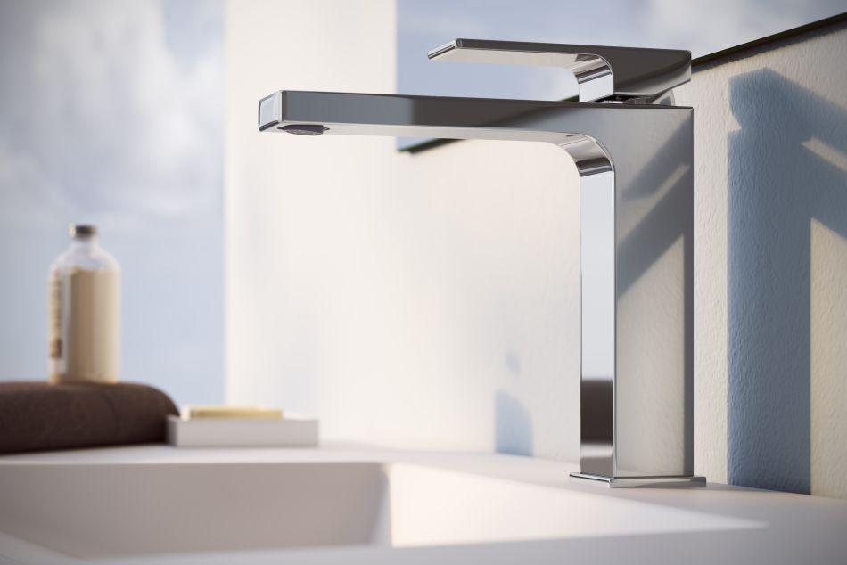 Nowa linia wzornicza baterii łazienkowych i systemów natryskowych TEKA SOLLER