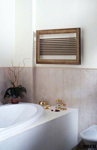 BREM - grzejnik dekoracyjny w łazience