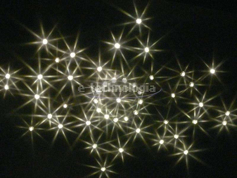 nowoczesny wystrój łazienki kryształowe gwiazdy- E-Technologia