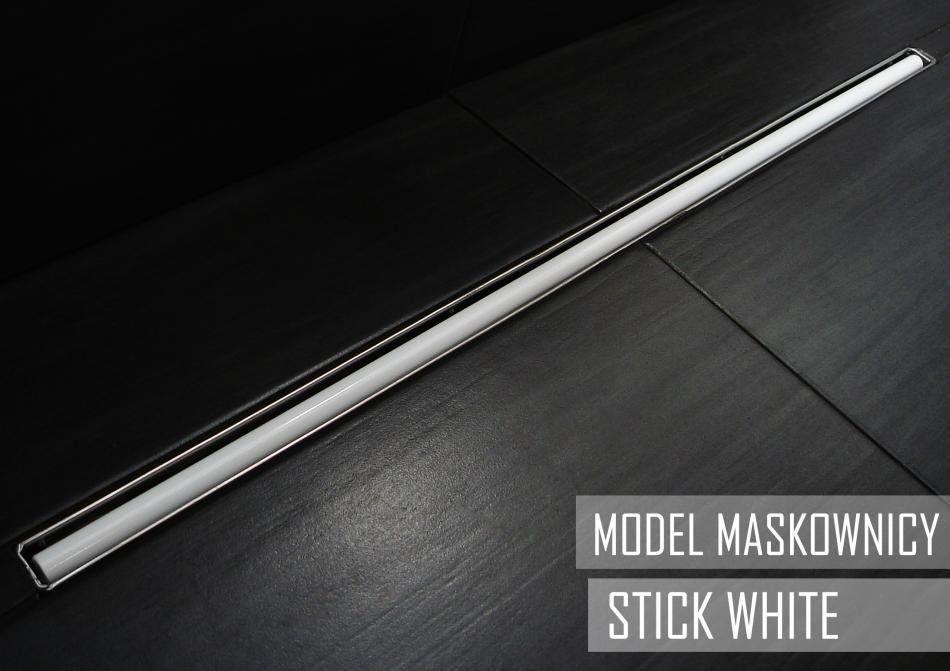 Odpływ ścienny PERFECT DRAIN Stick White