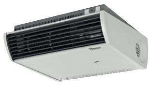 Winterwarm - ogrzewacz gazowy podsufitowy POSTER