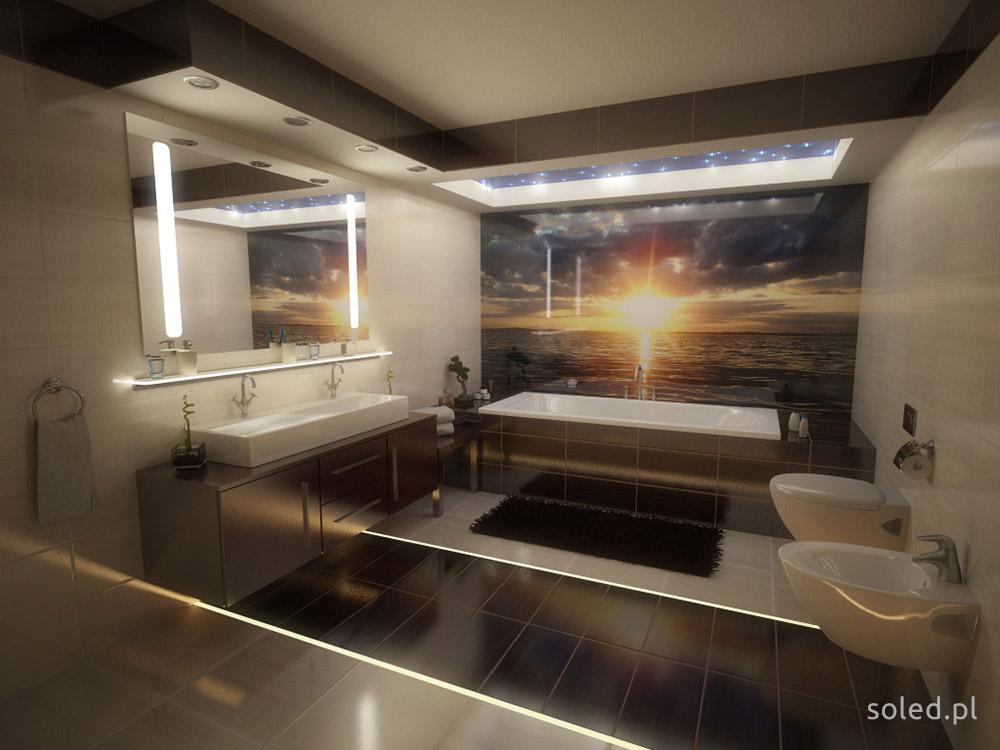 Soled - oświetlenie łazienki