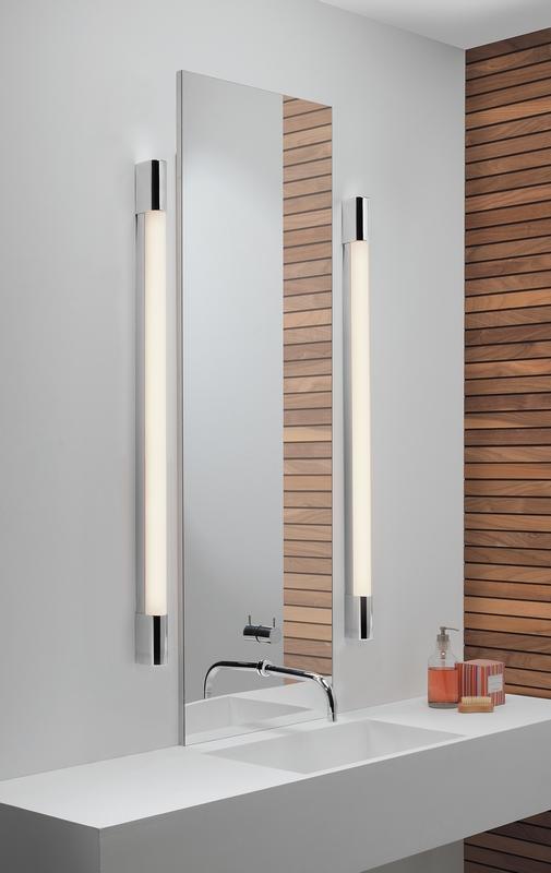 Oświetlenie miejscowe LED w łazience knkiet Palermo Aurora Technika Świetlna