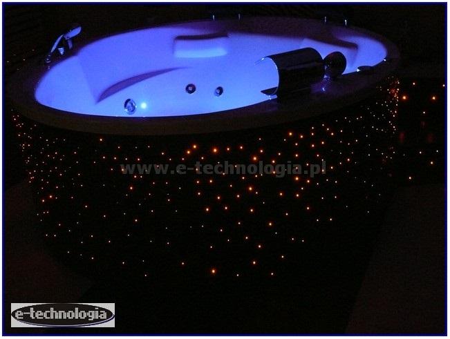 oświetlenie w fugach