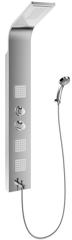 Panel prysznicowy z termostatem More Termo - Excellent