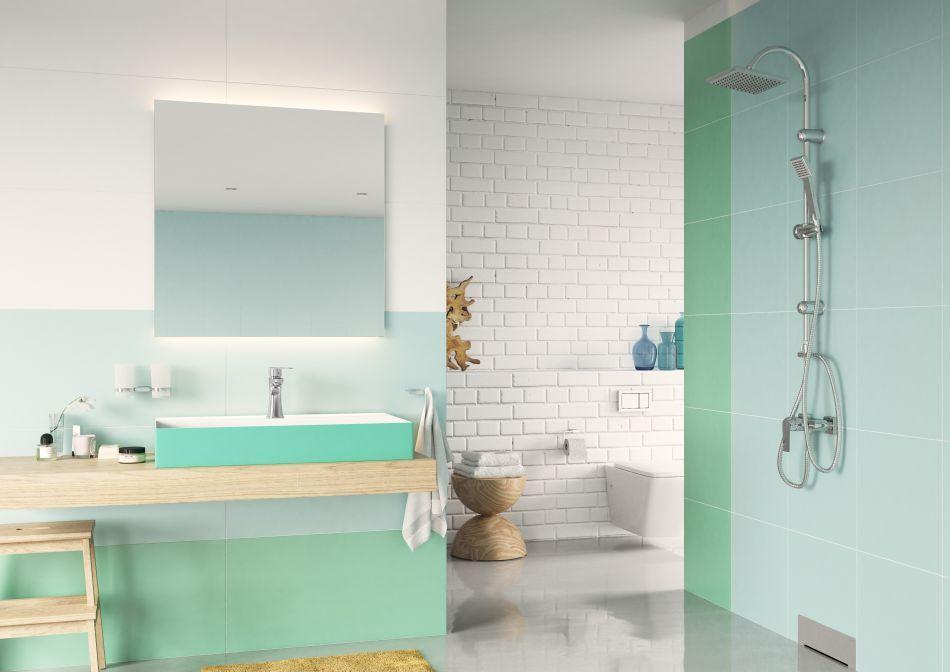 łazienka W Pastelowych Kolorach Boksy Wszystko O łazienkach