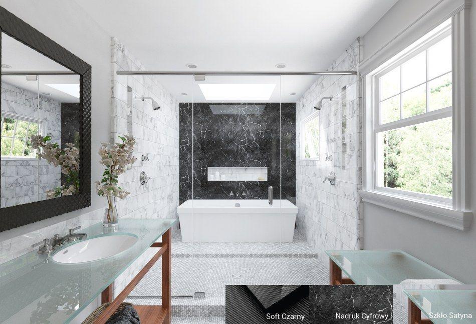 Piękna łazienka Niekonwencjonalne Pomysły I Inspiracje