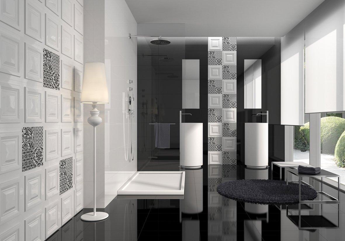 Płytki Z Efektem 3d Sposób Na Niebanalną łazienkę