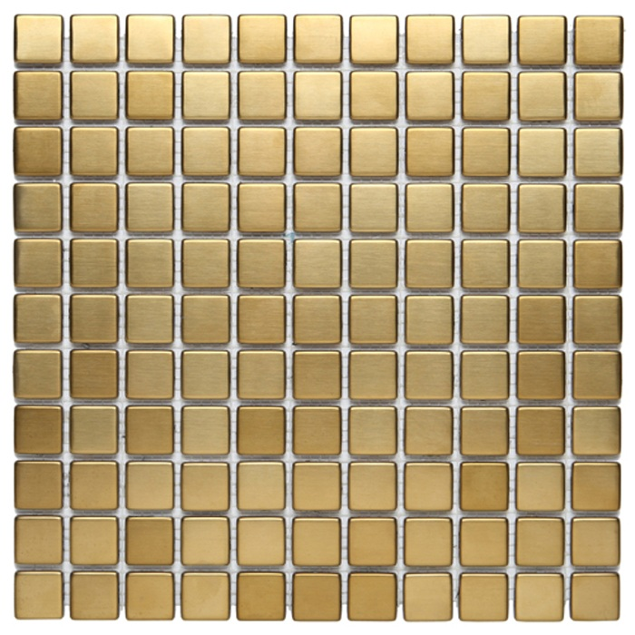 Dinox GOLD 010 – mozaika metalowa