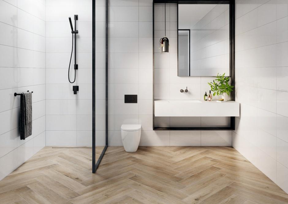 Jakie Płytki Do łazienki Trendy I Kolekcje 2019 Podłogi