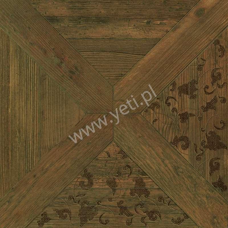 Płytki drewnopodobne Settecento Vintage Decoro Angolo Larice Yeti