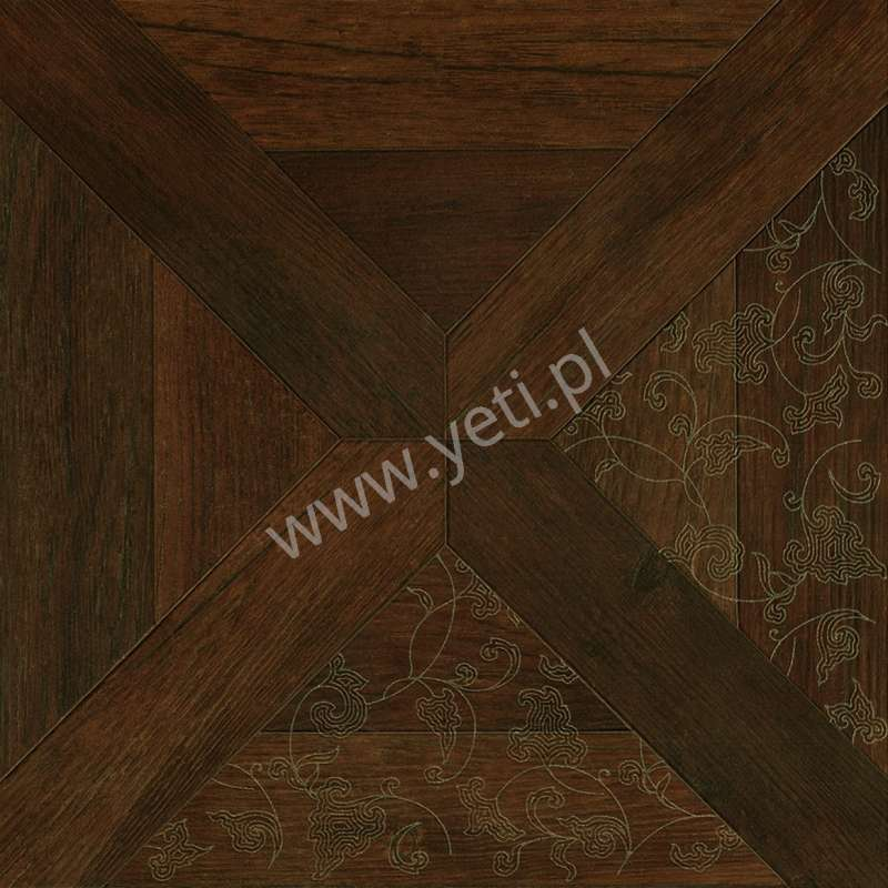 Płytki drewnopodobne Settecento Vintage Decoro Angolo Rovere Yeti