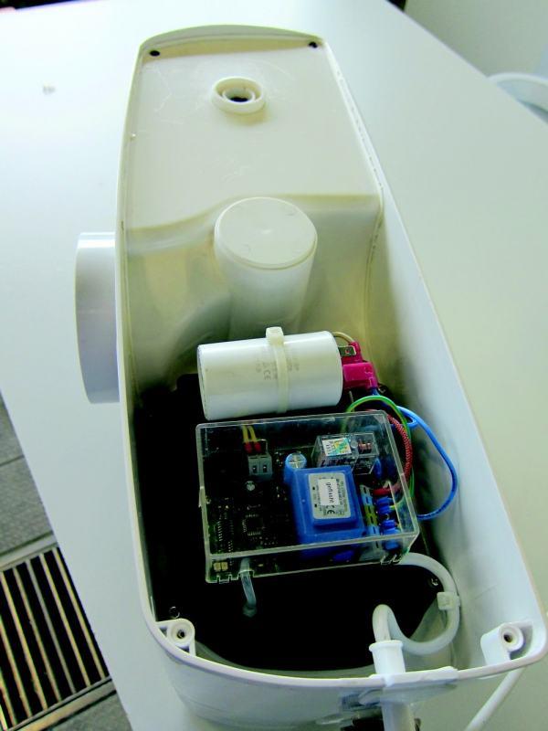 Pomporozdrabniacz Minilift f KESSEL