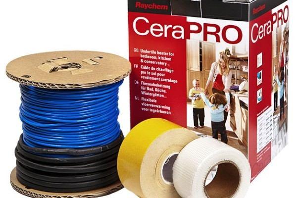 Przewód grzejny elektryczny CeraPro - Pentair