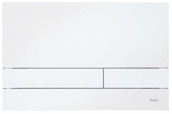 Werit - przycisk JOMO z kolekcji Exclusive 2.0 biały