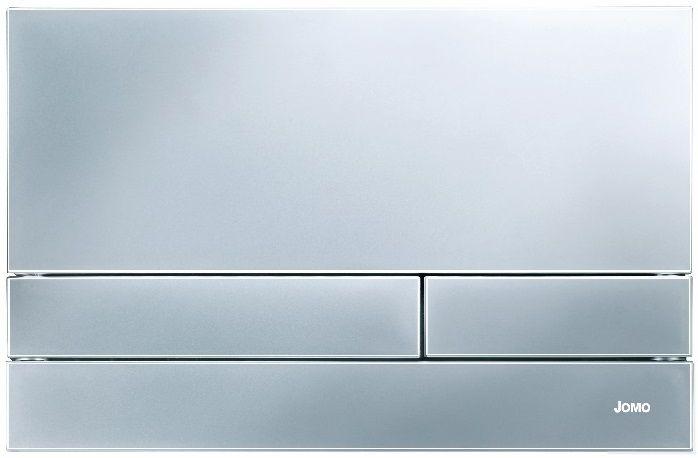 Werit - przycisk JOMO z kolekcji Exclusive 2.0 chrom matowy