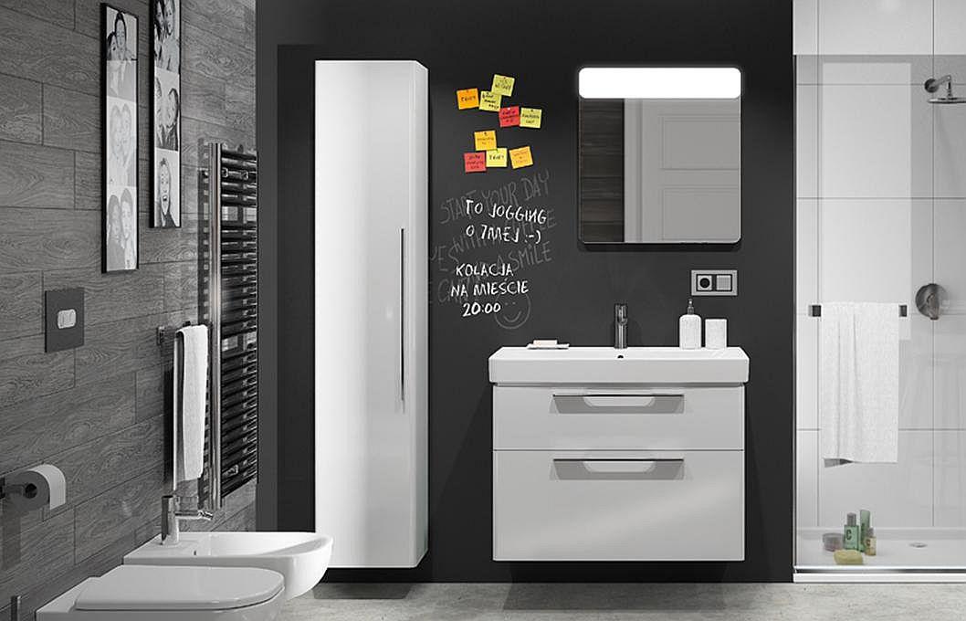 Farba tablicowa w łazience